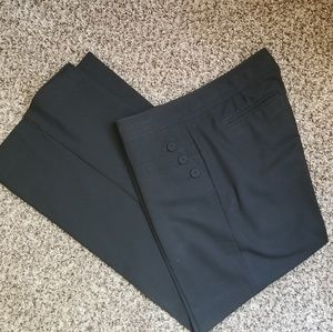 The Limited wool/poly trousers